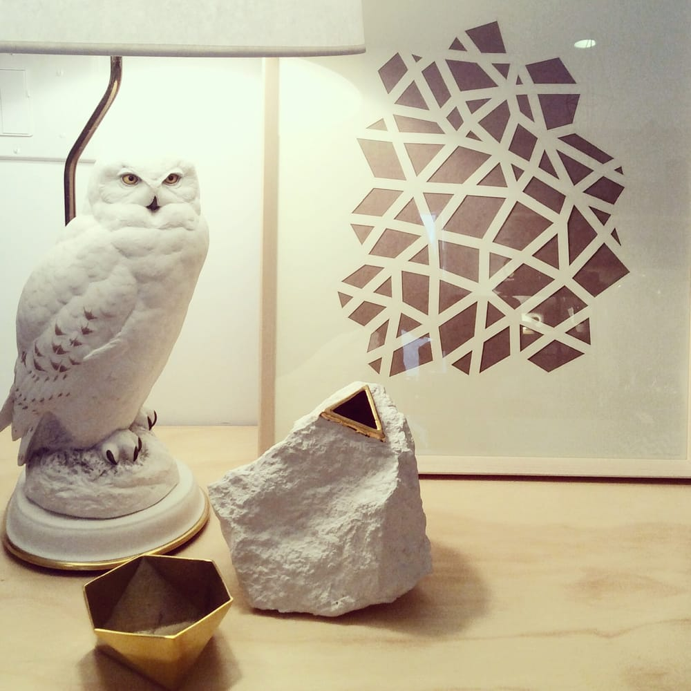 Vintage owl lamps - Photo Of Super Simple San Francisco Ca United States Vintage Owl Lamp