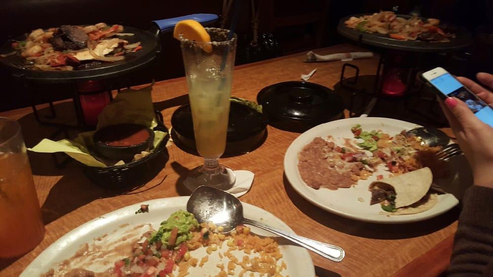 Delicious fajitas delicious flavors yelp for Acapulco loco authentic mexican cuisine