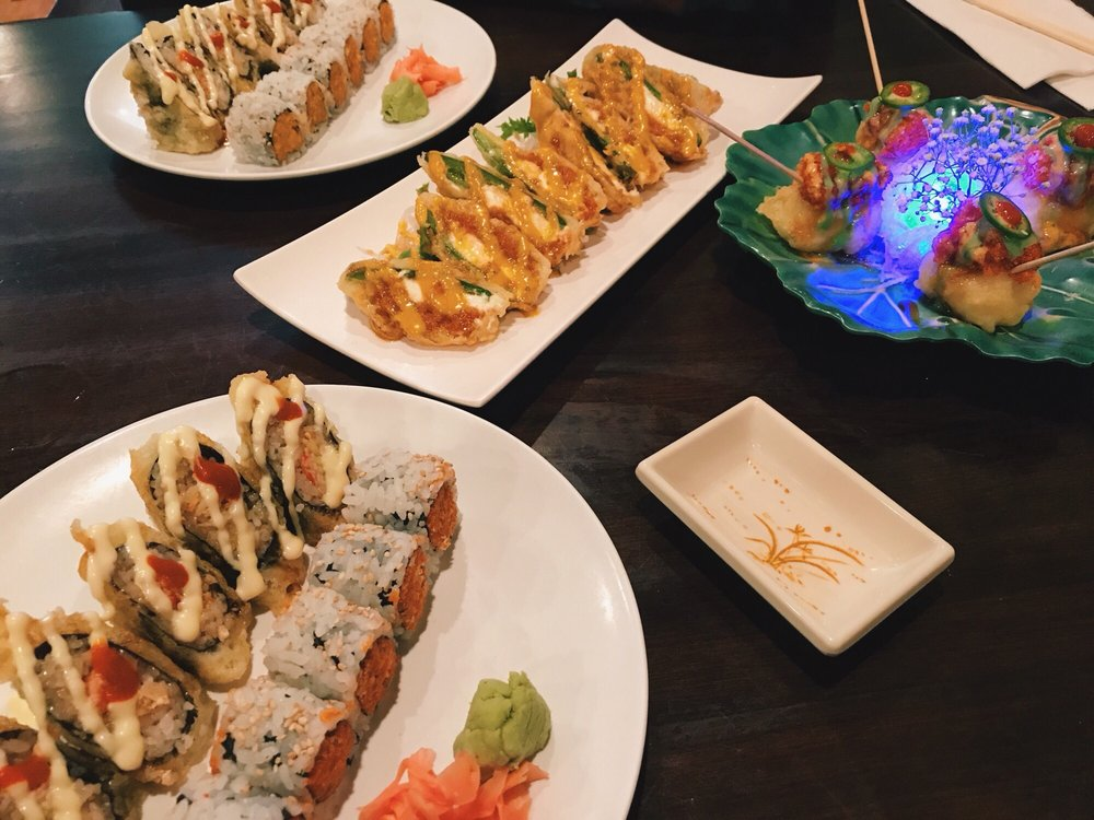 Ninja Sushi Bar & Steakhouse: 7386 Harbour Towne Pkwy, Suffolk, VA