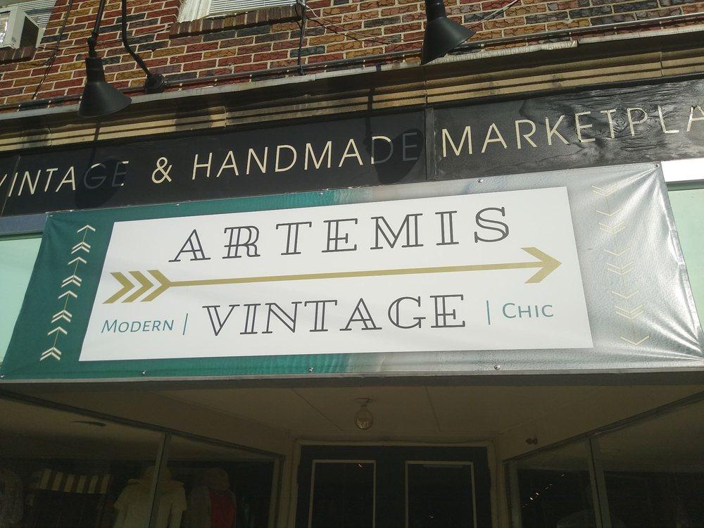 Artemis Vintage: 113 S Duke St, York, PA