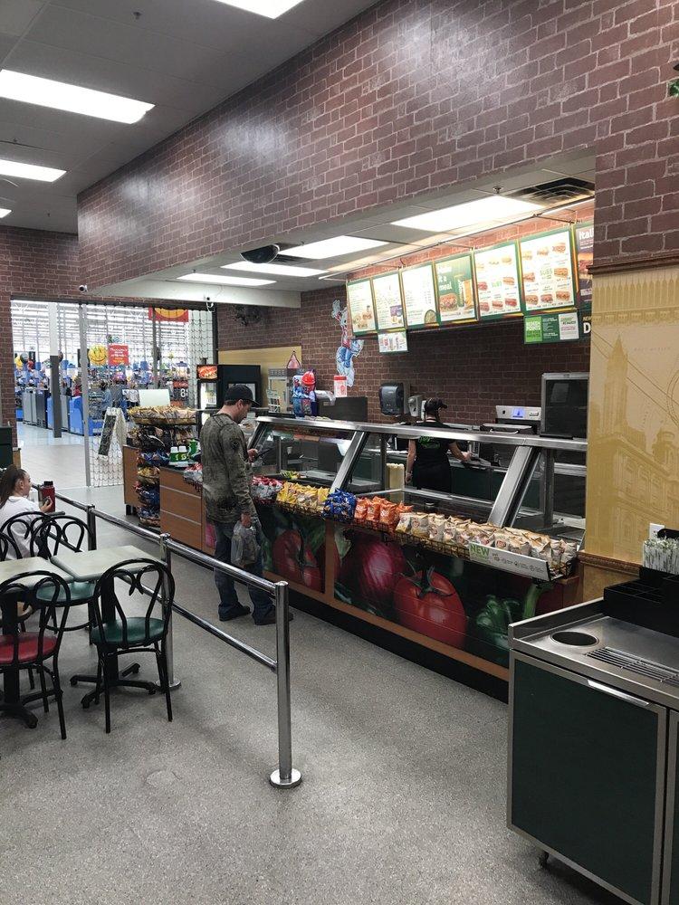 Subway: 1200 S Commerce Way, Brigham City, UT