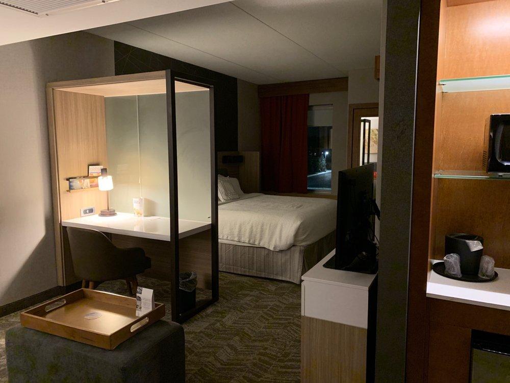 Springhill suites Dayton Beavercreek: 2663 Fairfield Commons Dr, Beavercreek, OH