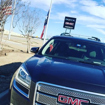 Freeman Buick GMC   Specials and Incentives   Grapevine(RM)