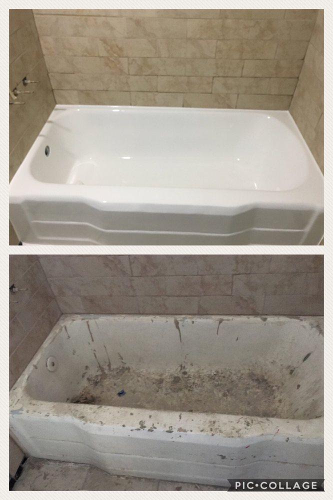 Standard Bathtub Reglazing: South Gate, CA