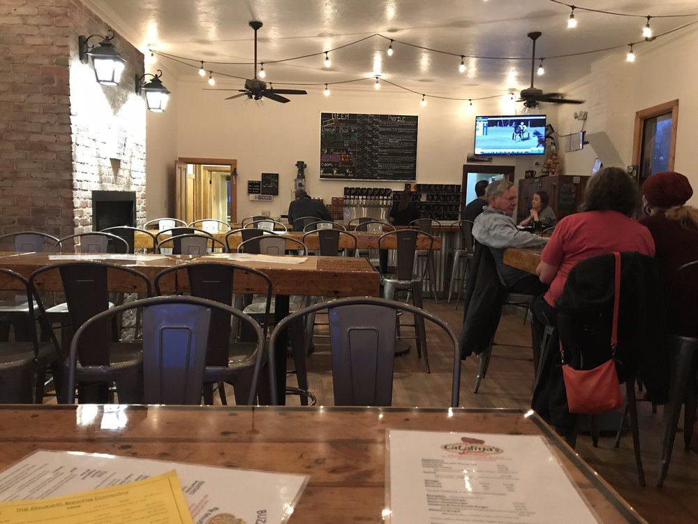 The Elizabeth Brewing Company: 239 S Main St, Elizabeth, CO