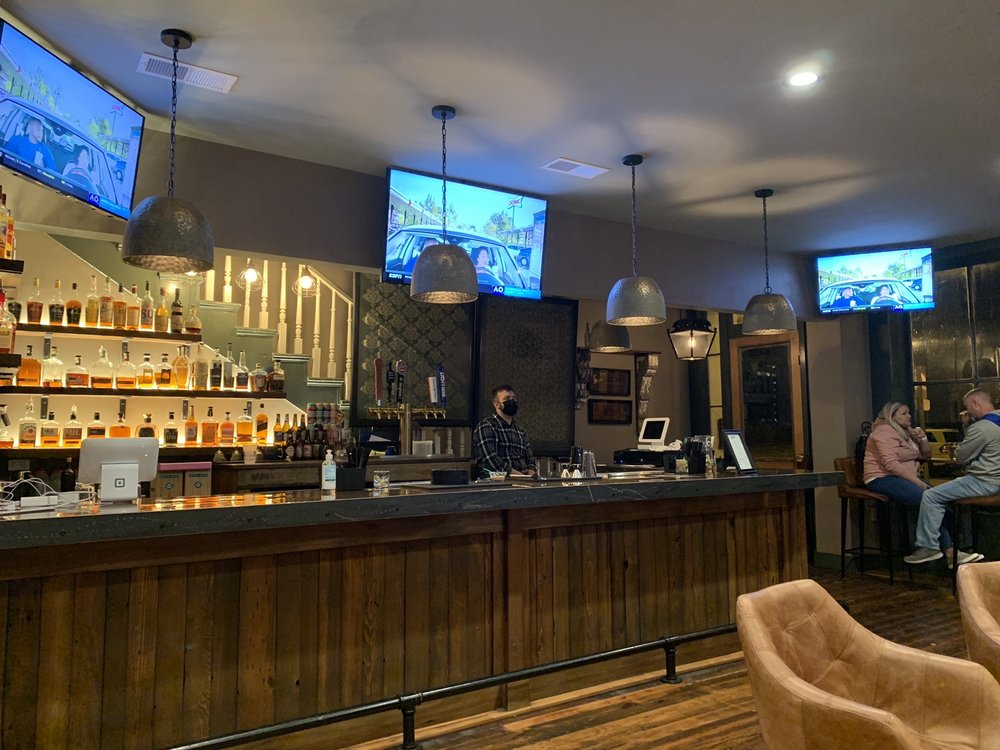 The Cooperage Bar: 325 W Broadway St, Frankfort, KY