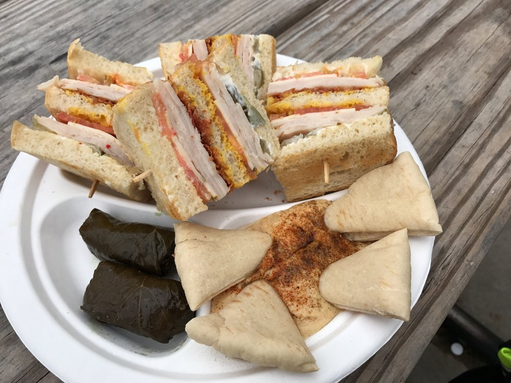 Corner Cafe Menu Santa Monica
