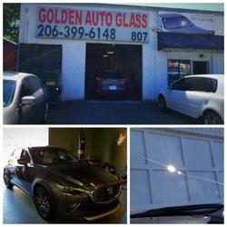 Golden Auto Glass 84 Reviews Auto Glass Services 807 Rainier
