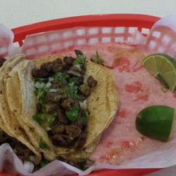 Photo Of Lucero S Mexican Restaurant Ottawa Oh United States Marinated Steak Tacos