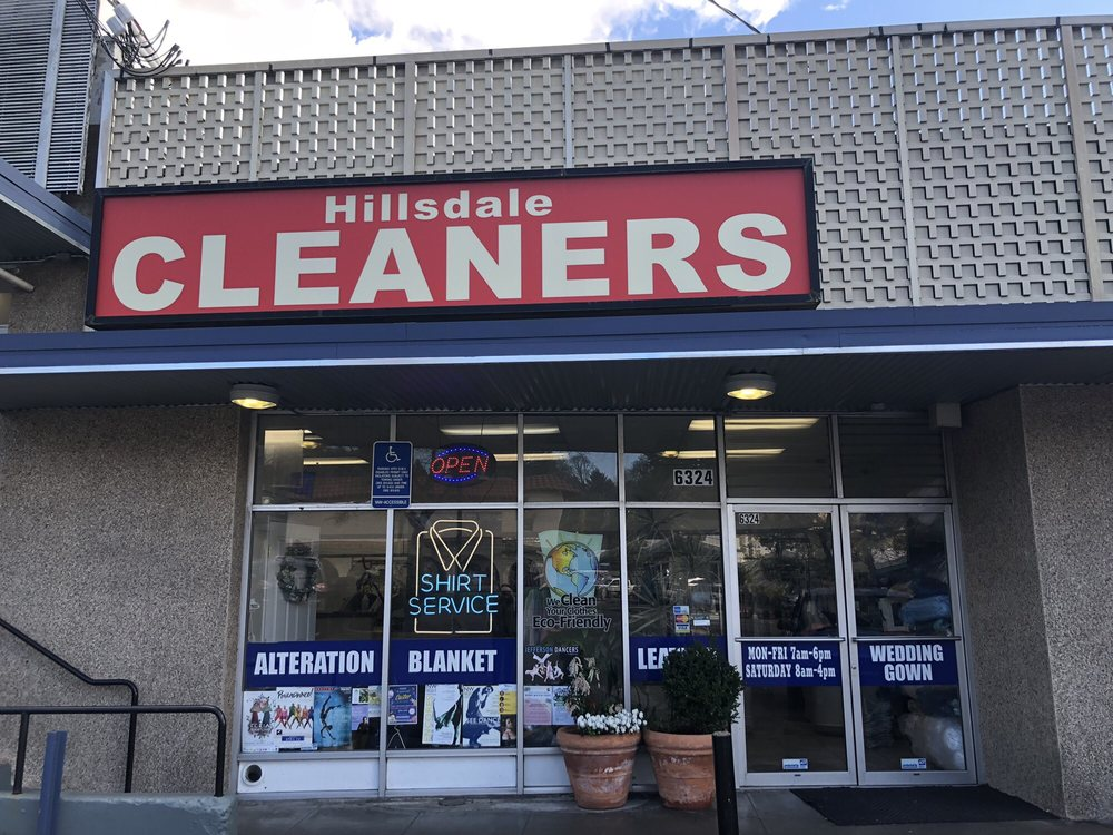 Hillsdale Cleaners