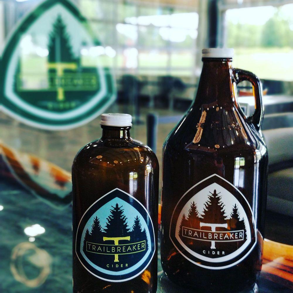 Trailbreaker Cider: 2204 N Madson St, Liberty Lake, WA