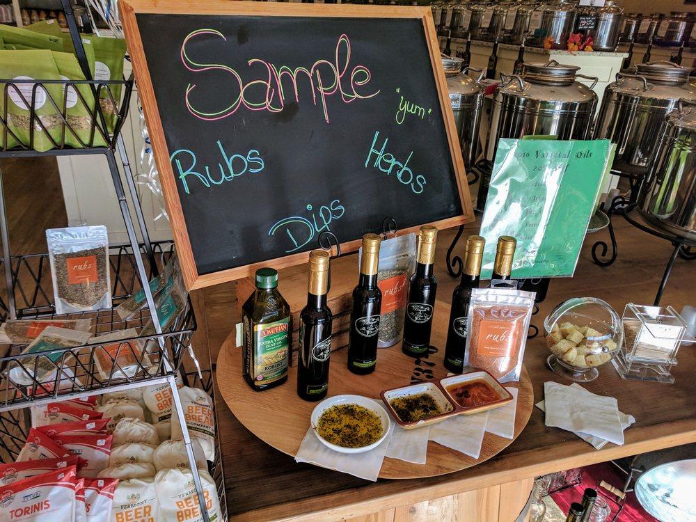 Photo of Branch & Vine  Olive Oil and Balsamic Vinegar Tasting Bar: Newnan, GA