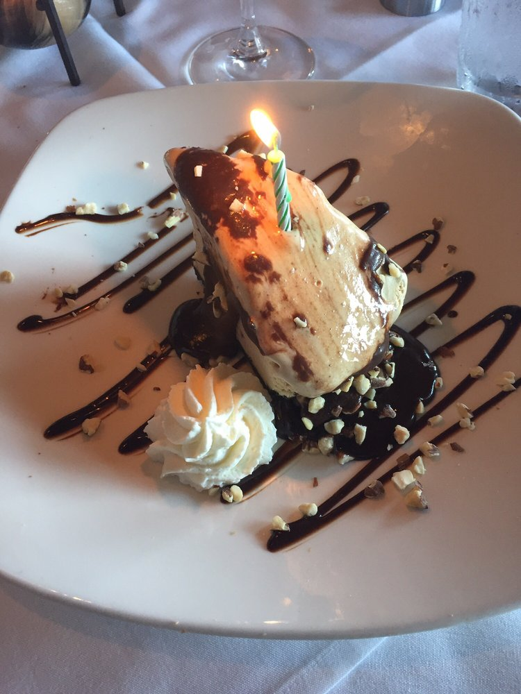 Complimentary Mud Pie For Birthday Always Good Yelp