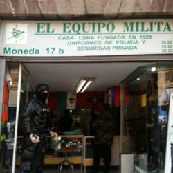 El Equipo Militar - Uniformes - Moneda 17B 88591151003