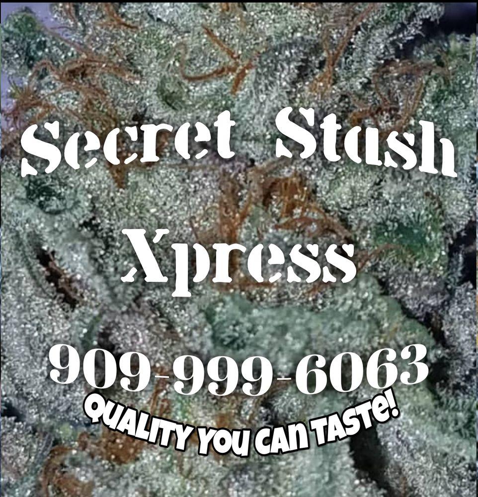 Secret Stash Xpress: Lake Arrowhead, CA