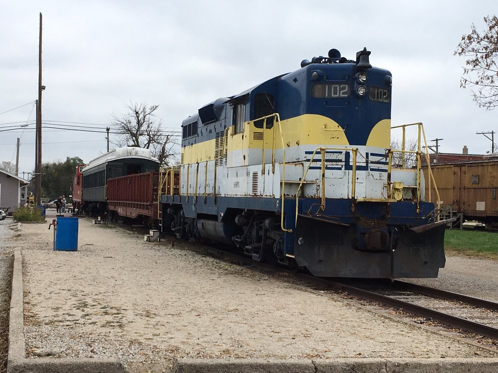 Belton Grandview & Kansas City Railroad