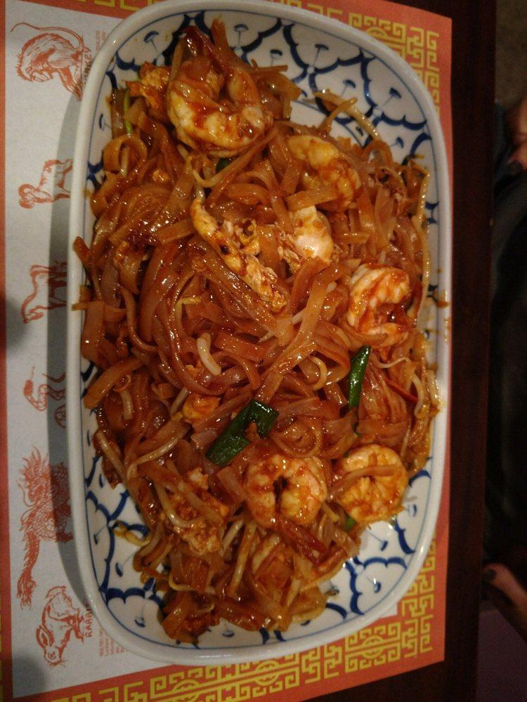 Chiang MAI Thai Restaurant: 3141 S Hillside St, Wichita, KS