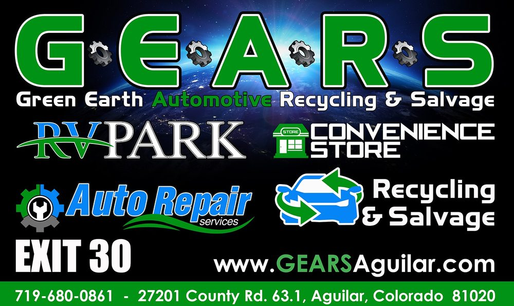 Green Earth Automotive Recycling and Salvage: 27201 County Road 63 1, Aguilar, CO