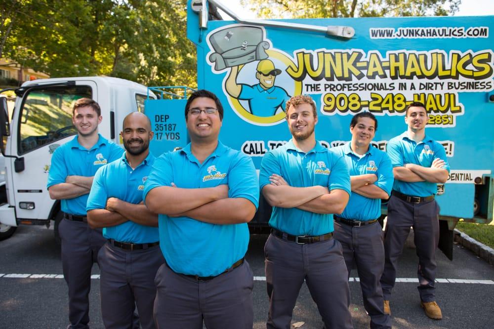 Junk-A-Haulics