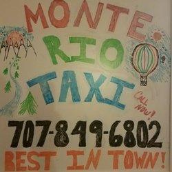 Monte Rio Taxi - 25 Reviews - Taxis - Guerneville, CA