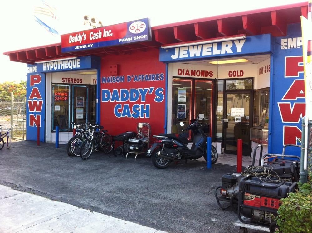Daddy's Cash pawnshop