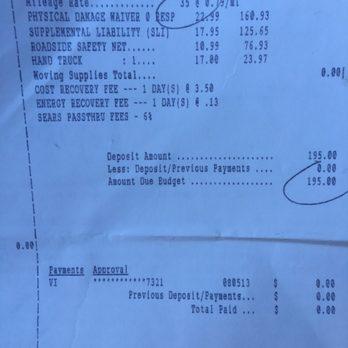 Budget Car Rental Late Drop Off Fee