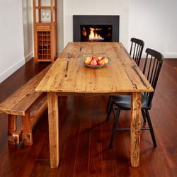 Photo Of Chilton Furniture   Scarborough, ME, United States. Reclaimed  Vintage Barn Board