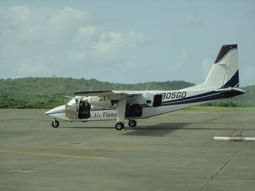 Ceiba International Airport: Ceiba, PR