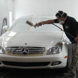 Ralph Perez Body Repairs Body Shops N Nebraska Ave Tampa - Mercedes benz body repair