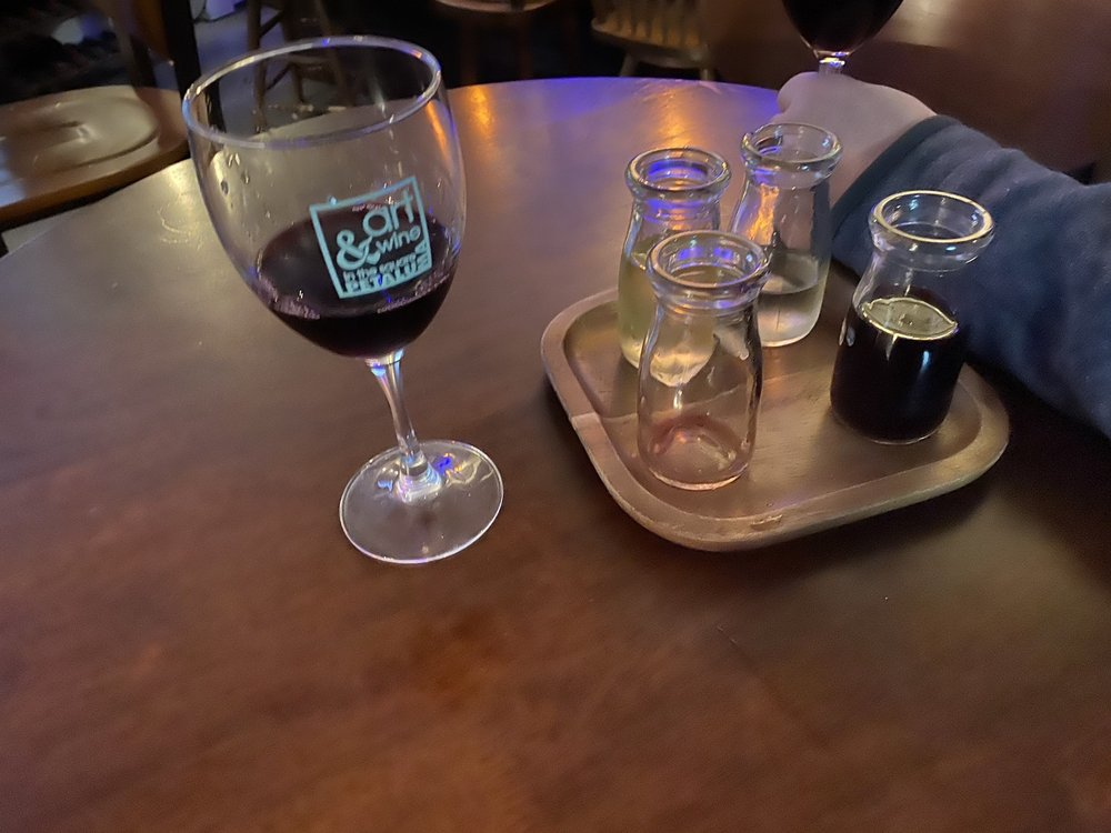 Vine & Barrel