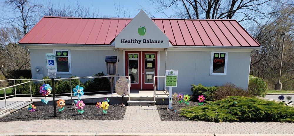 Healthy Balance: 1265 US Hwy 22, Lebanon, NJ