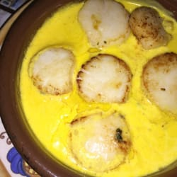 Best Scallops Restaurent Sharon Ma