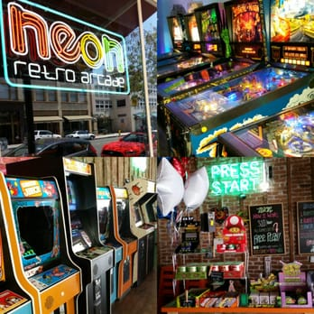 Neon Retro Arcade Last Updated June 10 2017 356 #1: 348s