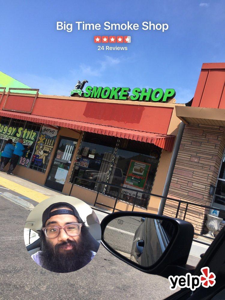 Big Time Smoke Shop