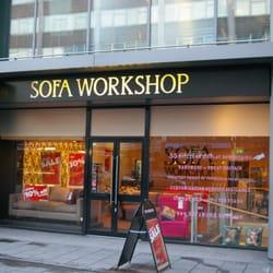 sofa workshop furniture shops 84 tottenham court rd fitzrovia