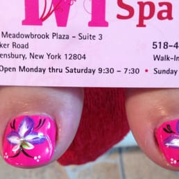 Ivy Nail Spa Queensbury