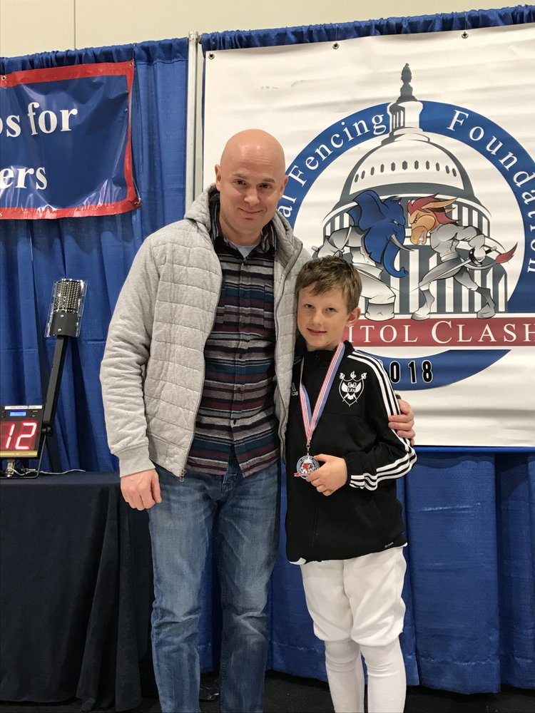 Lilov Fencing Academy: 9 San Park Rd, Cedar Grove, NJ