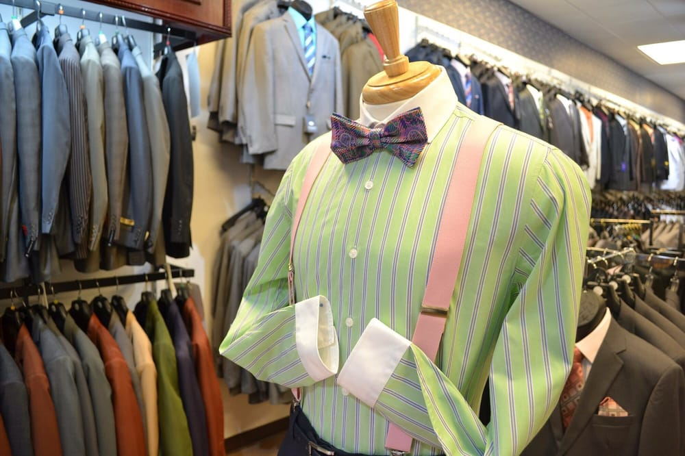 Suits in Style: 205 W Blackstock Rd, Spartanburg, SC