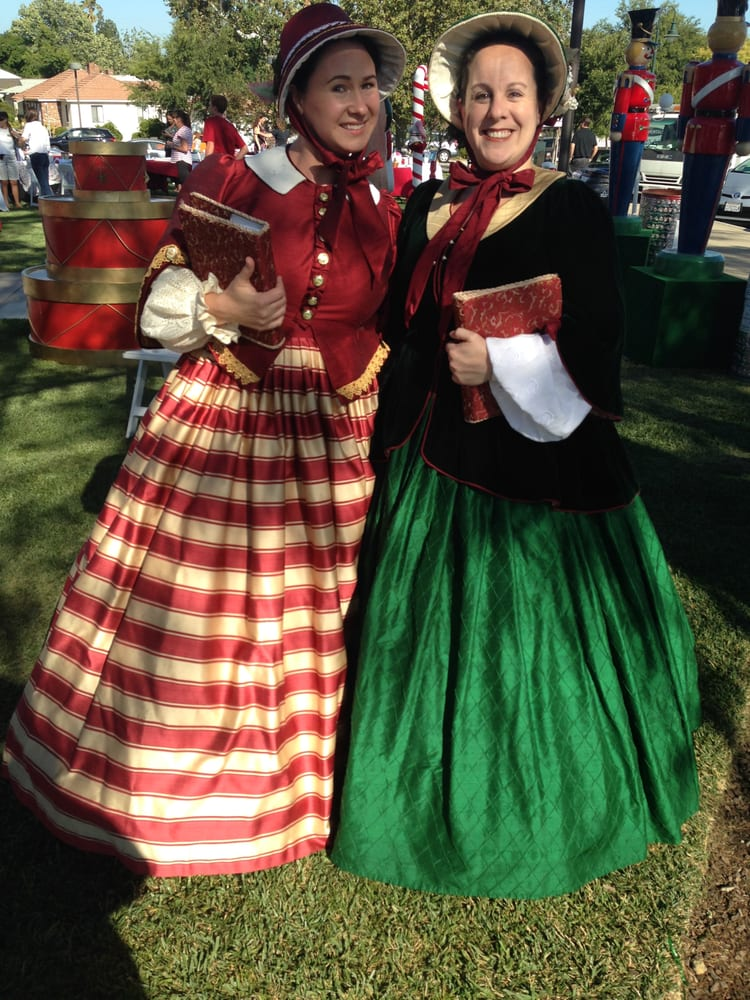 Christmas Matters Holiday Carolers: Summit, NJ