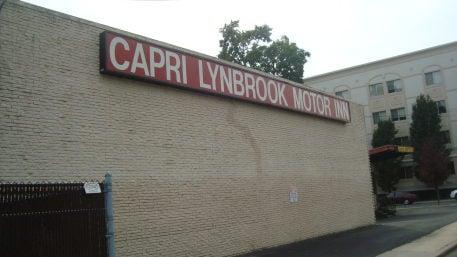 Capri lynbrook motor inn hotels 5 freer st lynbrook for Capri lynbrook motor inn lynbrook ny