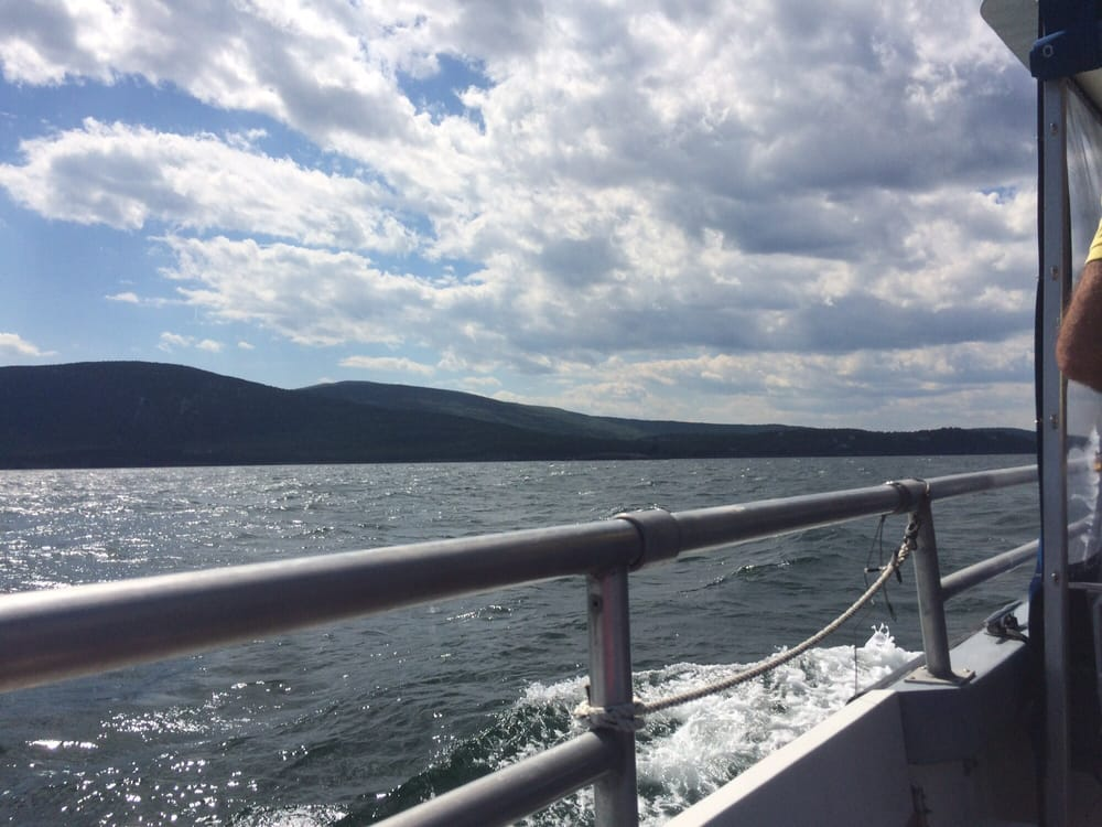 Miss Samantha Lobster & Seal Boat Cruise: 1 West St, Bar Harbor, ME