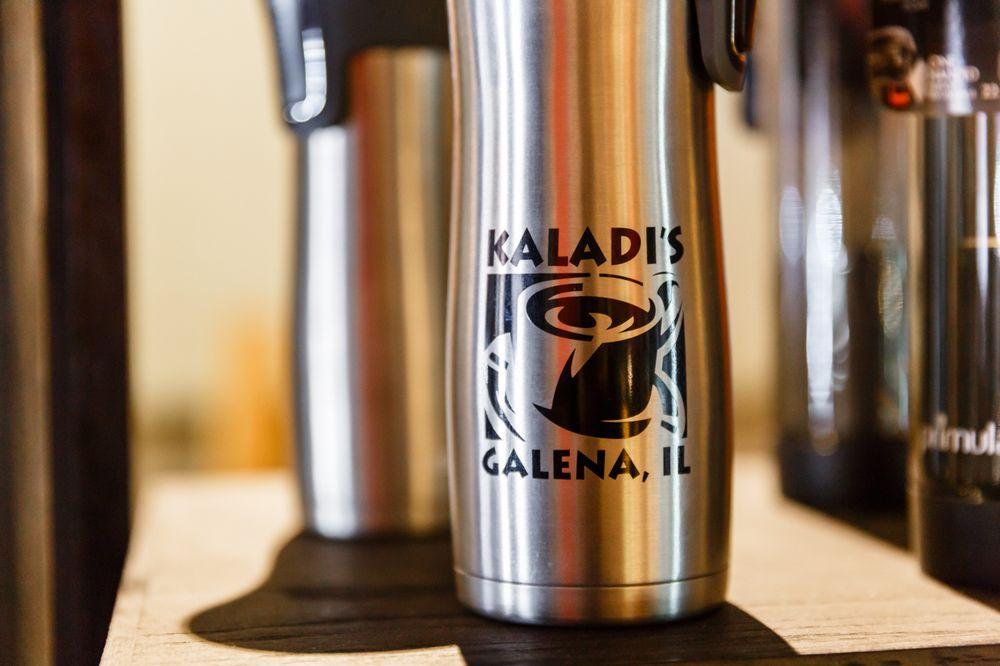 Kaladi's Coffee Bar: 309 S Main St, Galena, IL
