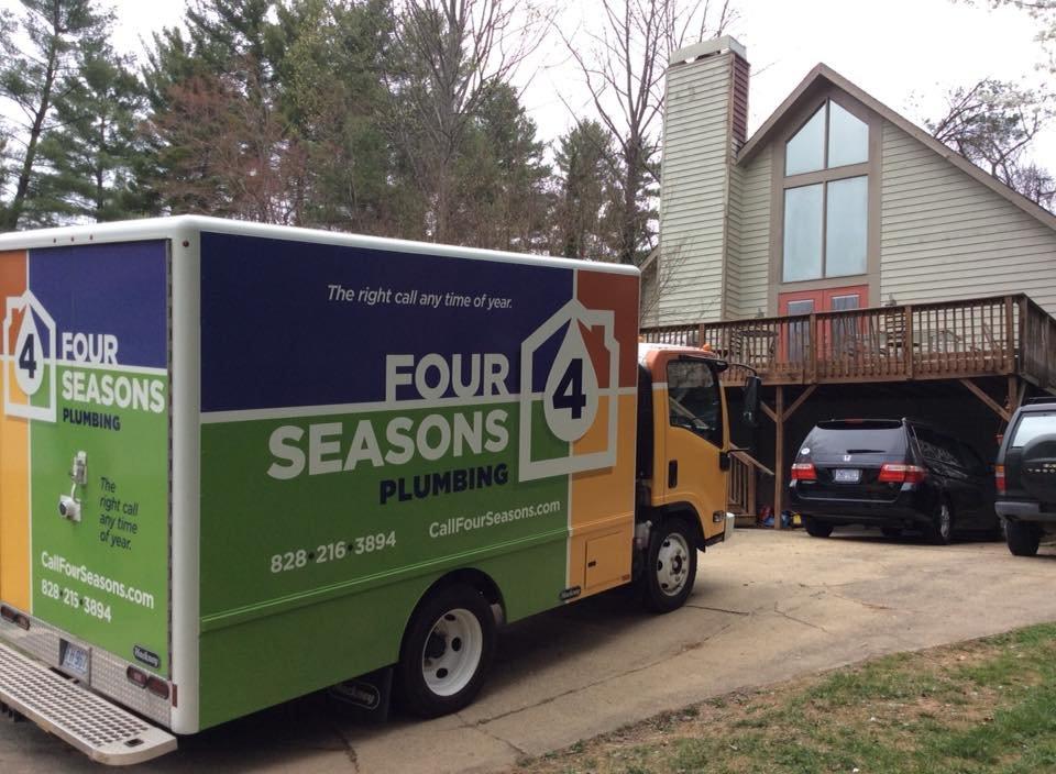 Four Seasons Plumbing: 30 Bella Way, Asheville, NC