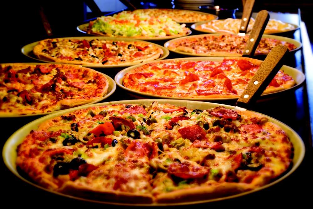 Pizza Ranch: 634 Main St, Ackley, IA