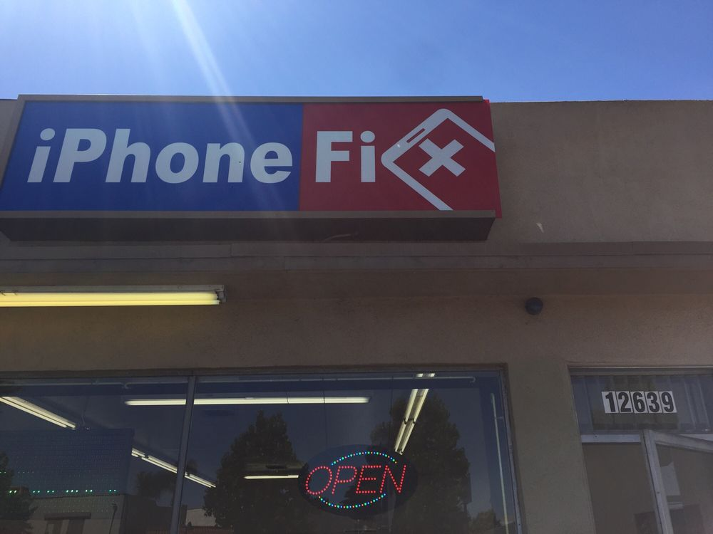 iPhone Fix: 8742 Imperial Hwy, Downey, CA
