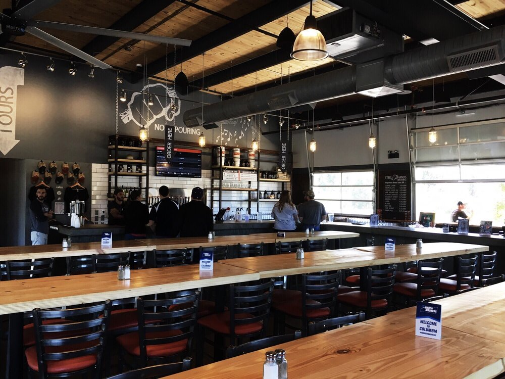 Steel Hands Brewing: 2350 Foreman St, Cayce, SC