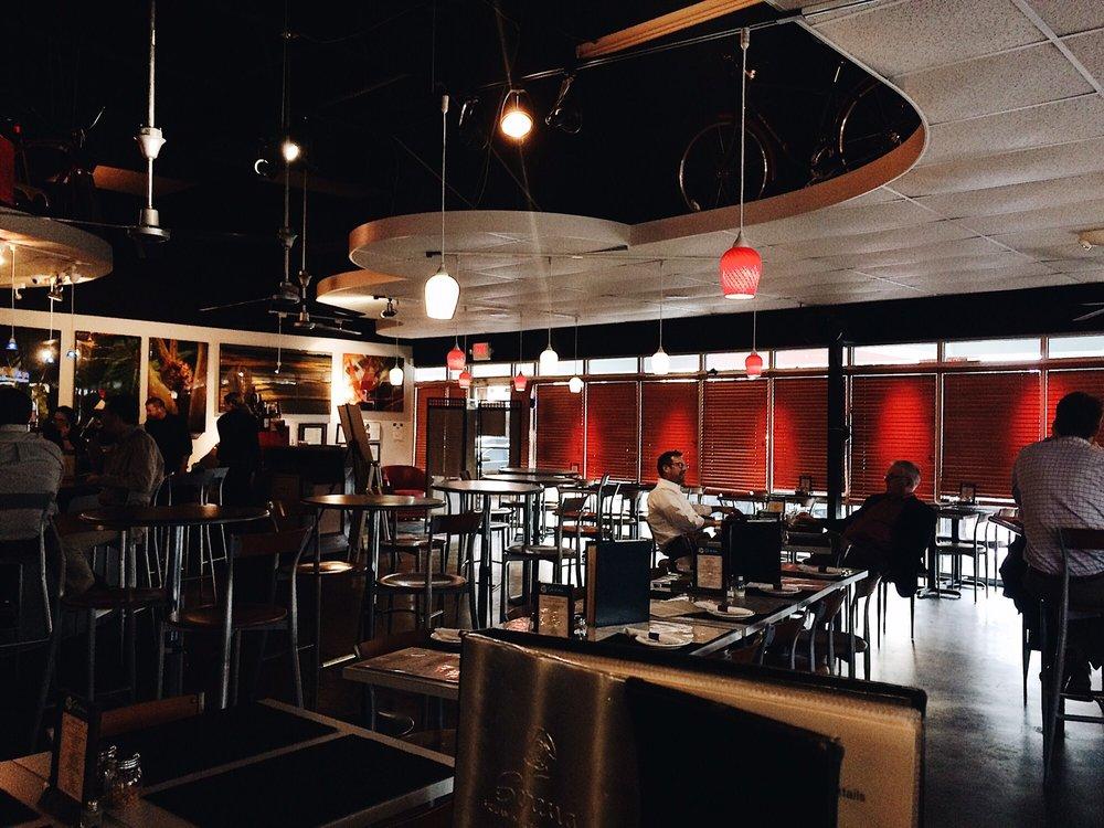 Restaurants Near  S Miami Blvd Durham Nc