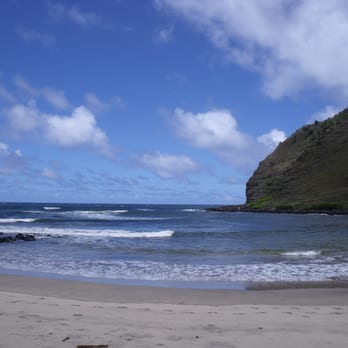 Photo Of Halawa Beach Park Kaunakakai Hi United States Deceptively Strong Waves