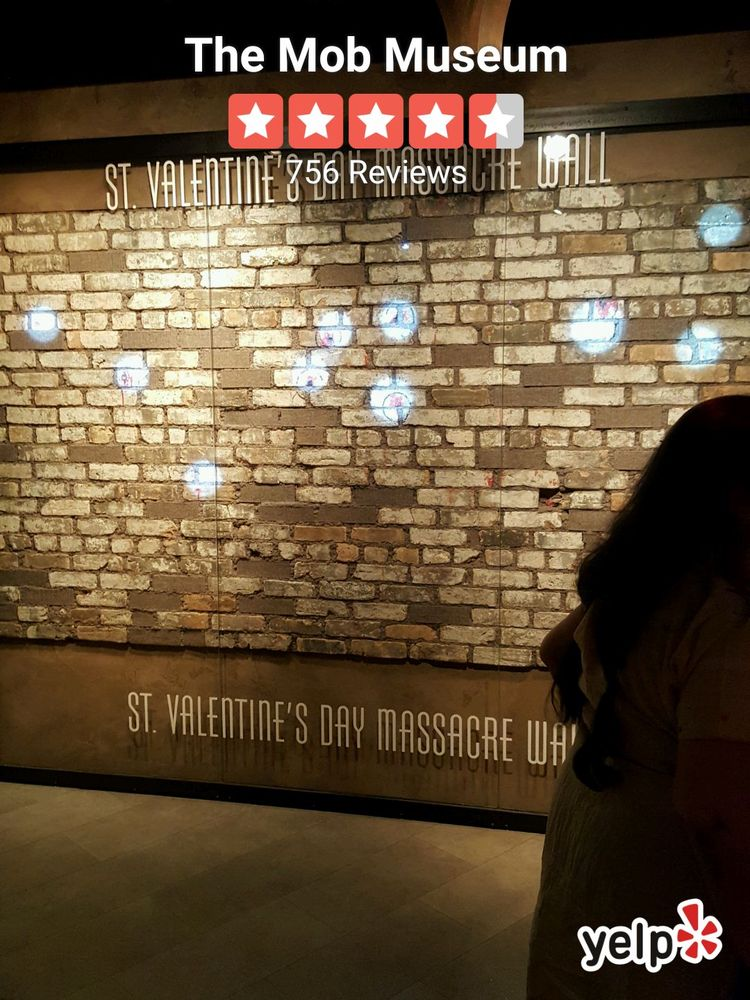 Valentine S Day Massacre Wall Yelp