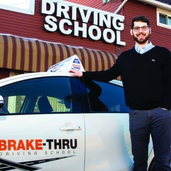 Brake-Thru Driving School: 104 1/2 E 3rd St, Rock Falls, IL
